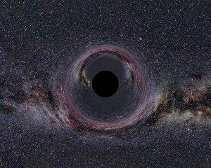 Obrovská černá díra mění vše, co jsme dosud věděli o vesmíru!