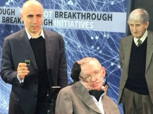 Ruský miliardář patrá po mimozemské civilizaci