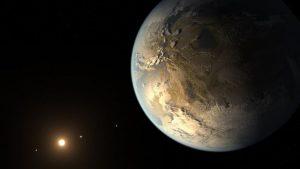 Odkud nás mohou pozorovat mimozemšťané?