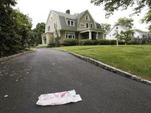 Dům s děsivým tajemstvím je znovu na prodej!