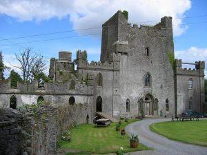 Děsivý hrad v Irsku: Vstup jen pro otrlé!