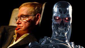 Hawking: Umělá inteligence jednou nahradí lidstvo!