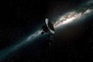 Jak daleko se již dostaly vesmírné sondy Voyager?