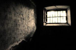 VIDEO: Tohle natočil lovec duchů ve strašidelné věznici!