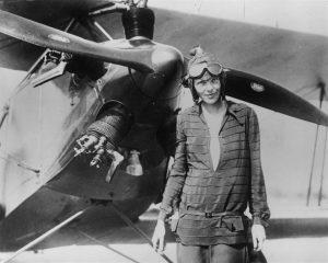 Ztracená letkyně Amelia Earhart: Našly se její kosti již v roce 1940?