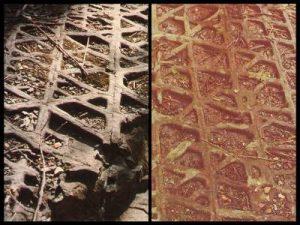 Vaflová skála: Jde o dílo neznámé civilizace?
