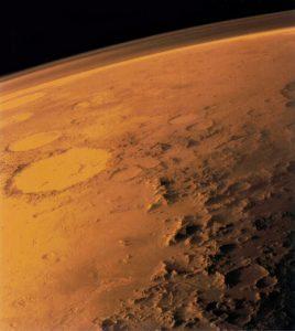 Je na Marsu život?