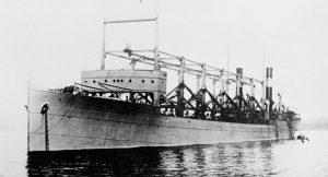 Záhada zmizení lodi USS Cyclops: Torpédo, zrada nebo únos mimozemšťany?