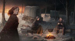 Kanibalismus v roce 1846: Tragický příběh Donnerovy výpravy