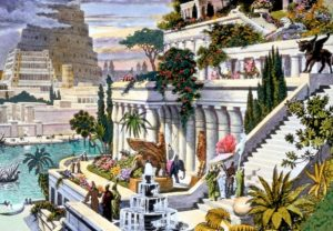 Visuté zahrady Semiramidiny: Když krása střídá nádheru