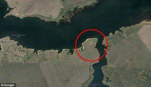 Záhadný pentagram na aplikaci Google mapy: Místo pro uctívání ďábla?