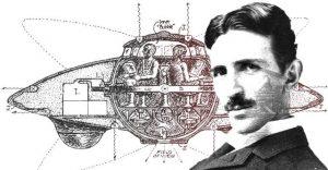 Stavěl Nikola Tesla létající talíře?