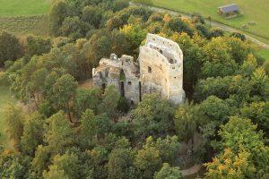 Obchází na hradě Valečov duch?