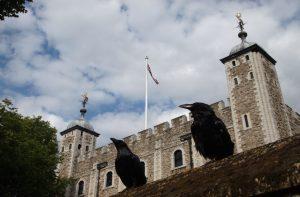 VIDEO: Spatřil muž v londýnském Toweru přízrak?