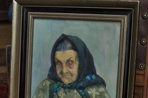 Proč portrét na hradě Svojanov zavřel oči?