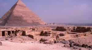 V Egyptě našli tři tisíce let starý sýr