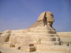 V Egyptě možná odhalena druhá, tisíce let stará sfinga!