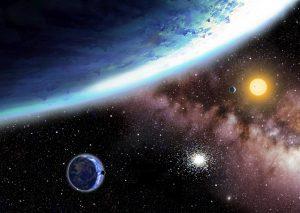 Tajemné vodní planety: Mohou hostit život?