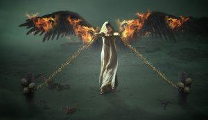 Ochraňoval poklady z Ronova samotný vládce pekel?