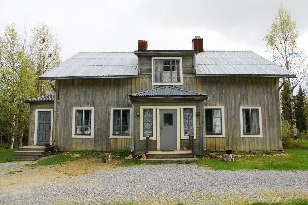 Borgvattnet: Švédský dům mrtvých žen!