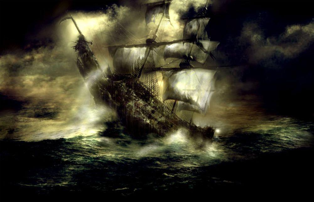 Hrůzostrašná loď duchů: Brázdí Bludný Holanďan vlny moří dodnes?