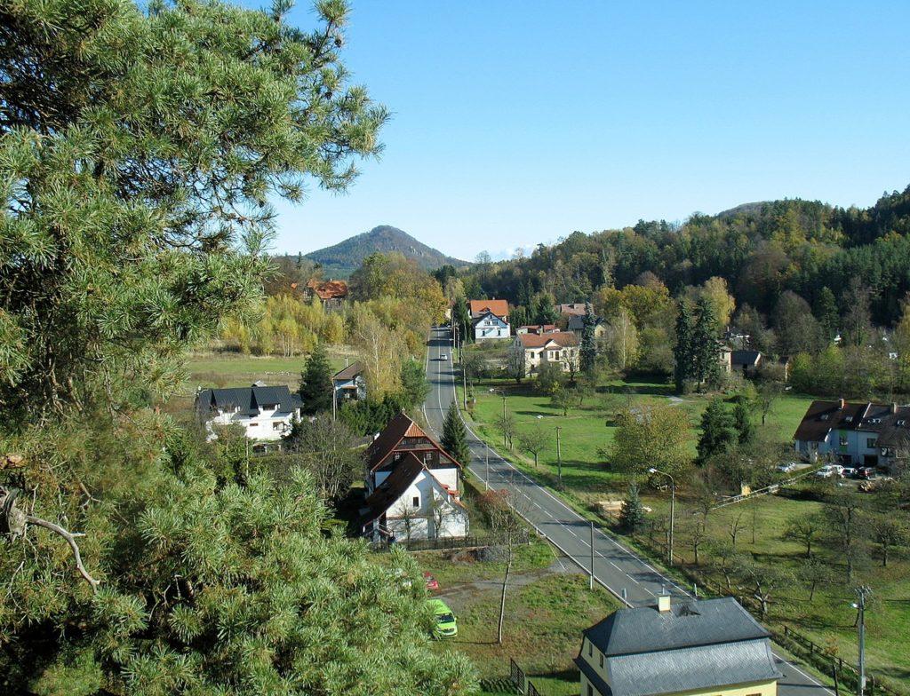 Vrch Ortel na Českolipsku: Magnet na paranormální jevy