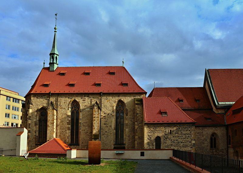 Duch jeptišky z kláštera sv. Anežky České