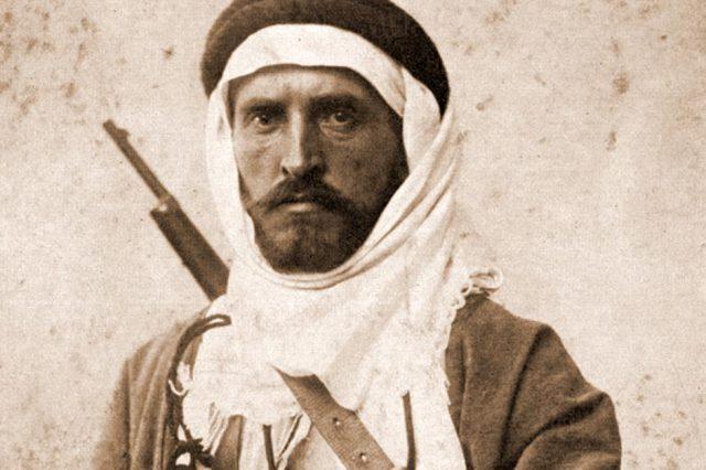 Záhadné postavy dějin: Lawrence z Arabie