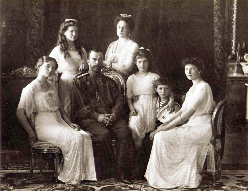 Záhadné postavy dějin: Romanovci