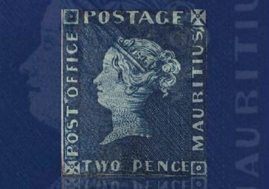 Slavná známka Modrý Mauricius: Kdo proměnil bezcenný papírek v tučný šek