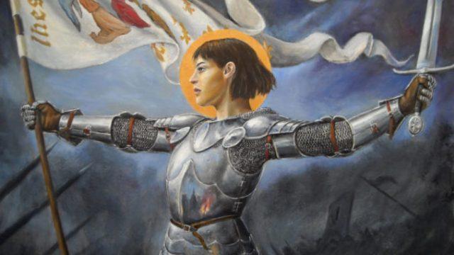 Záhadné postavy dějin: Johanka z Arku