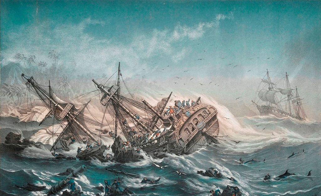 Záhadný osud kapitána La Pérouse