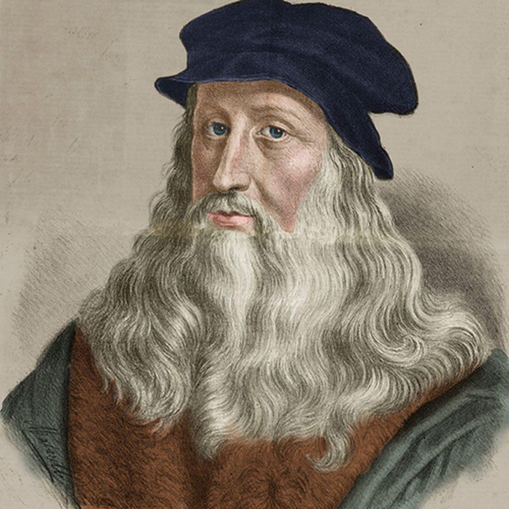 Záhadné postavy dějin: Leonardo da Vinci