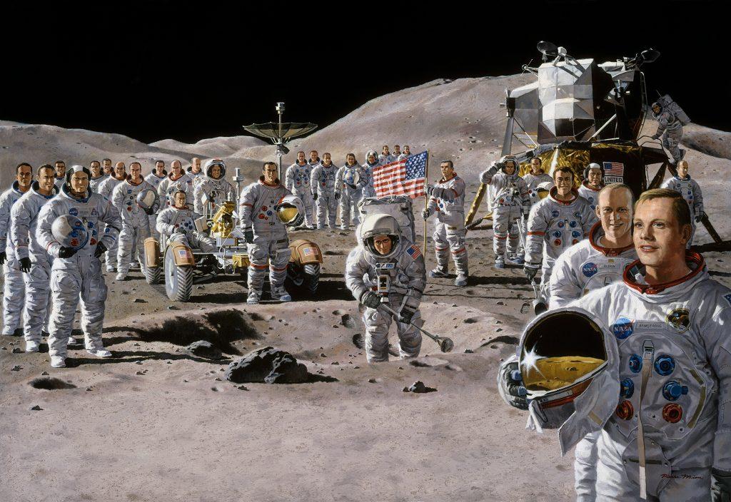 5 konspiračních teorií kolem NASA: Kde se skutečně skrývá pravda