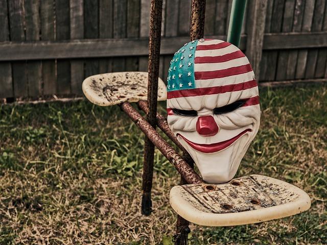 Další strašidelný indicent: Klaun vyděsil americkou rodinu
