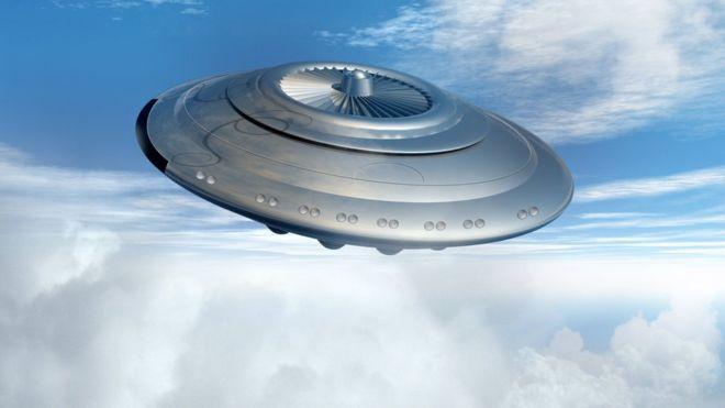 V Rusku byla natočena podivná světla, jde prý o UFO