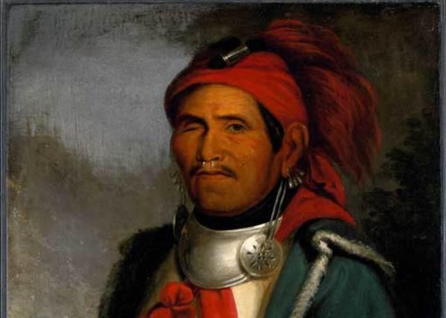 Tenskwatawa prohrál a seslal na Američany kletbu.