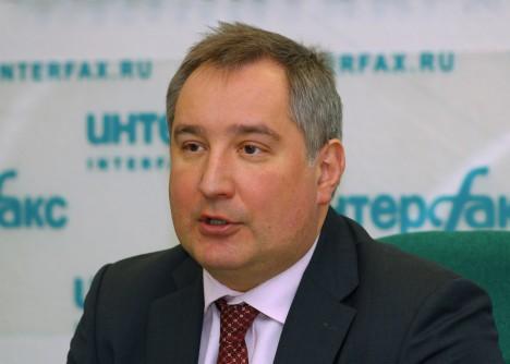 Ruský vicepremiér Dmitrij Rogozin se údajně bojí o svůj kosmický program.