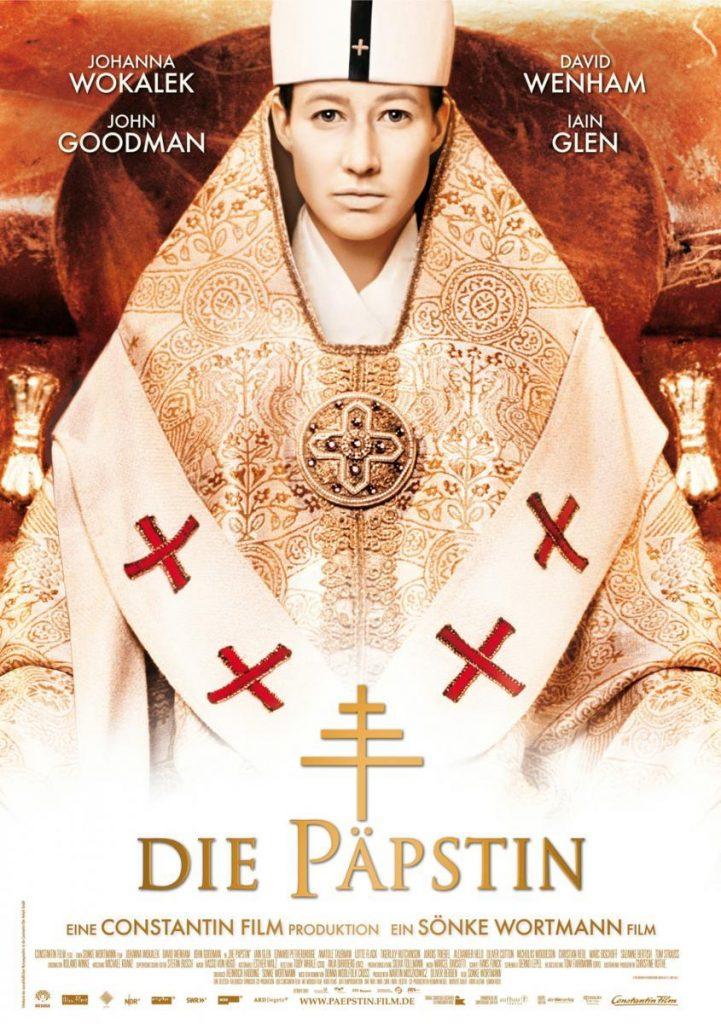 V roce 2009 byl podle legendy natočen film, který církev vnímala jako velmi kontroverzní.Foto: imdb.com