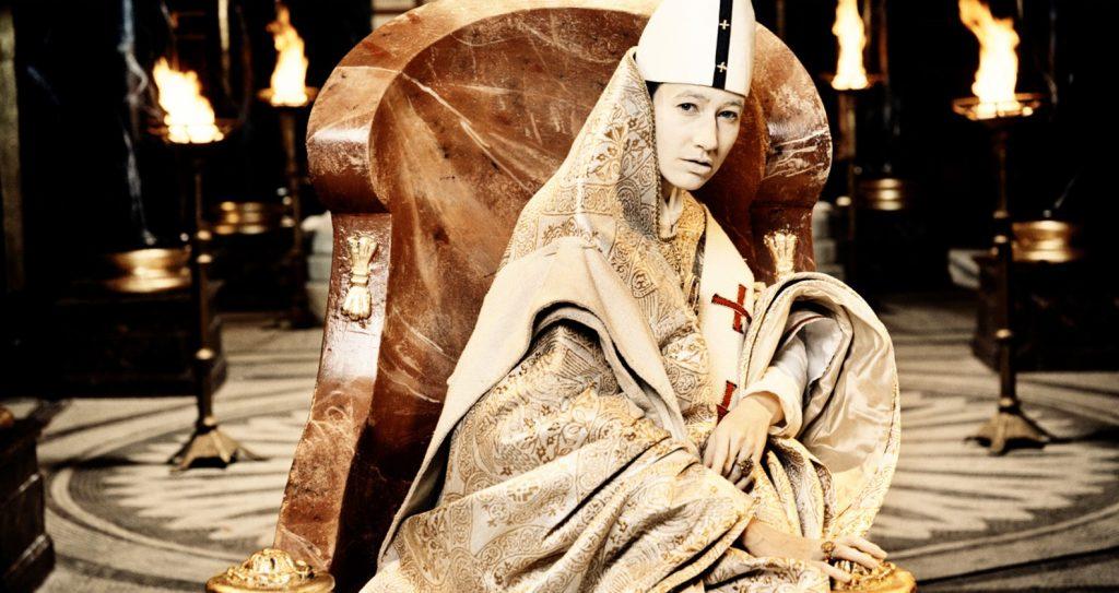 Tajemství církve: Stala se ve středověku papežem žena?