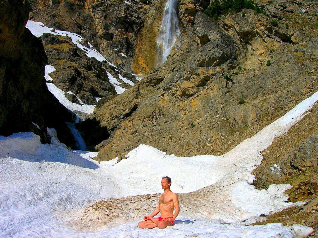 Tummo meditace FOTO: Wikimedia Commons