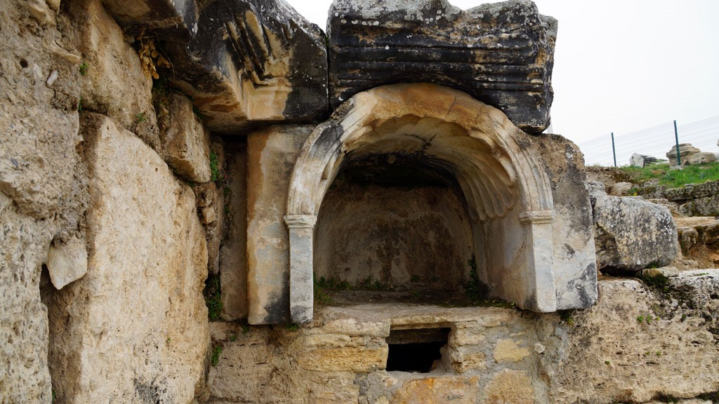 Tajemství tureckého Hierapolisu: Dávná brána do podsvětí