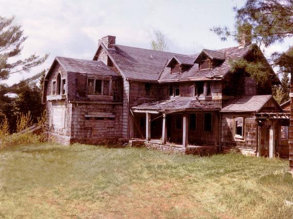 Takto kdysi honosné sídlo vypadá dnes. ZDROJ: mysteriousuniverse.com