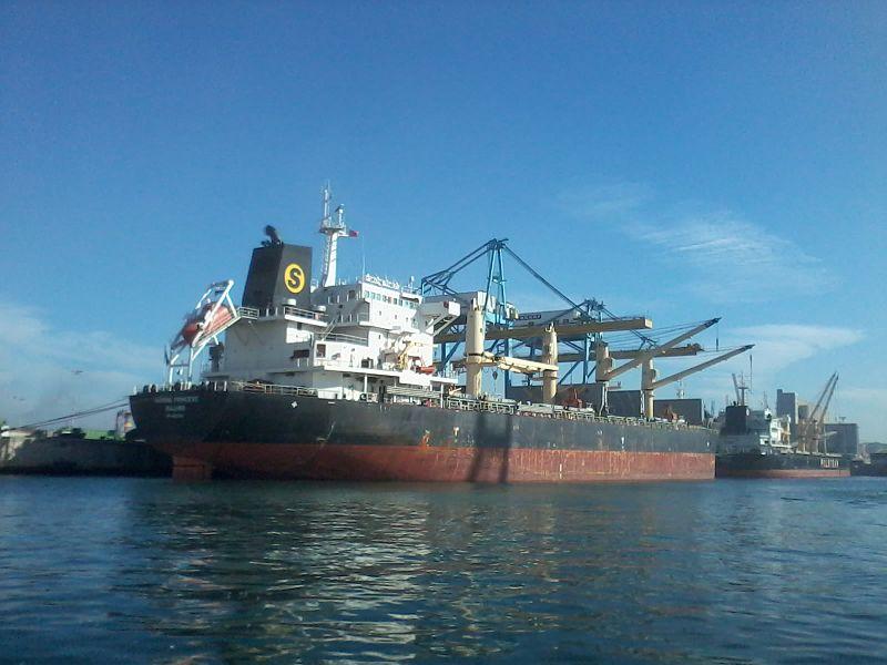 Nákladní loď Sea Princess míří do důchodu. Posádka tvrdí, že na ní straší