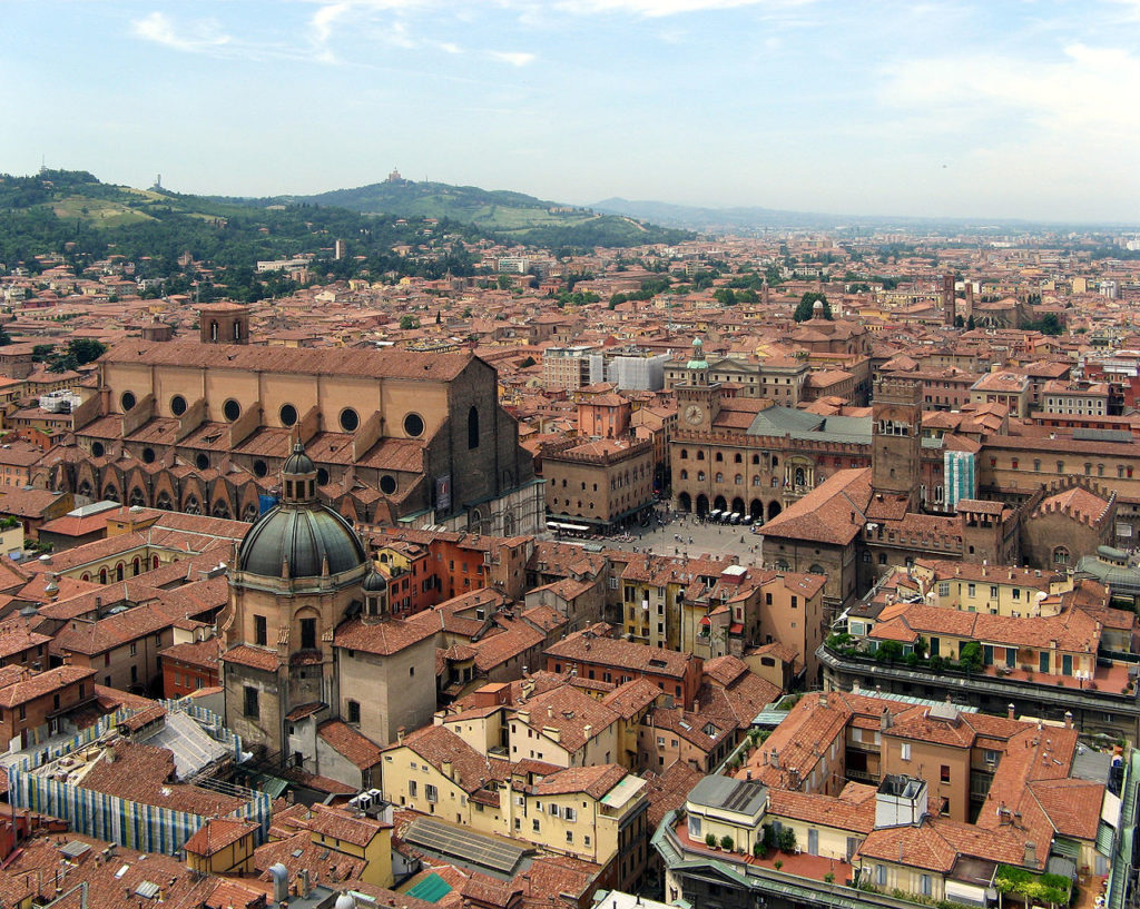 Bologna, Foto: Steffen Brinkmann / Creative Commons / CC BY-SA 3.0 - https://creativecommons.org/licenses/by-sa/3.0/