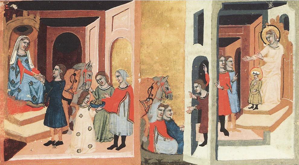 Legenda o kněžně Drahomíře: Prahu prý brázdí s ďábelským spřežením