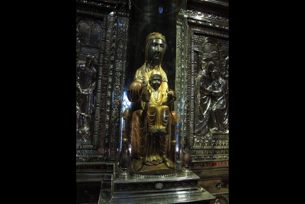 Černá Madona z Montserratu: Uctívaná strážkyně Katalánska