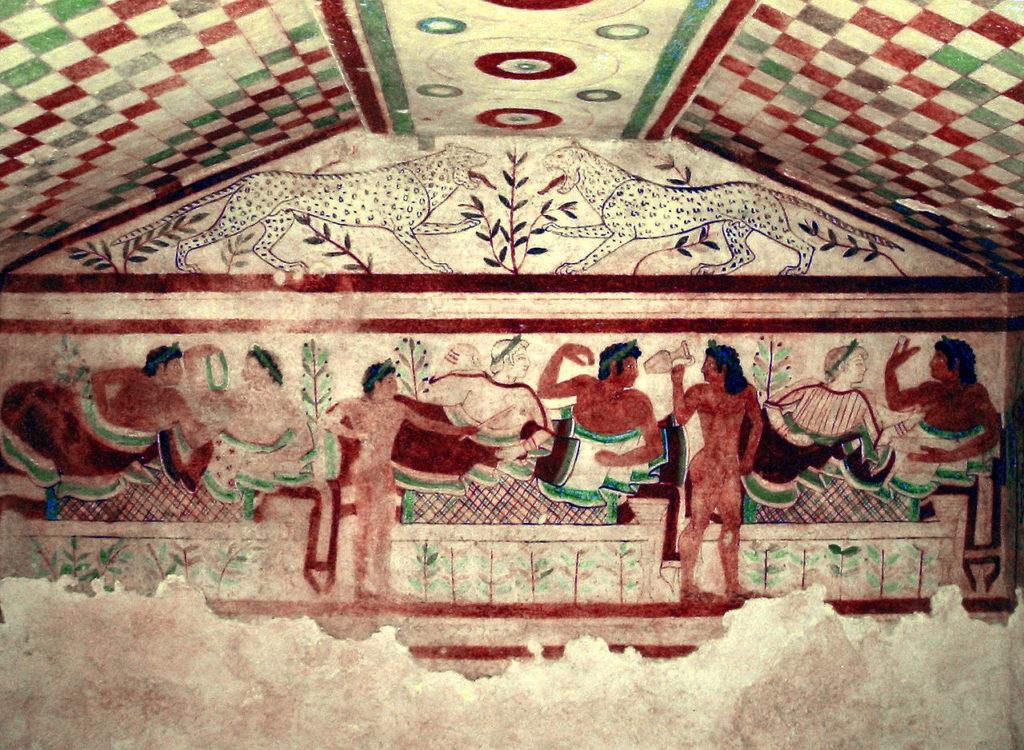 Etruští věštci: Bez rady shůry ani krok!