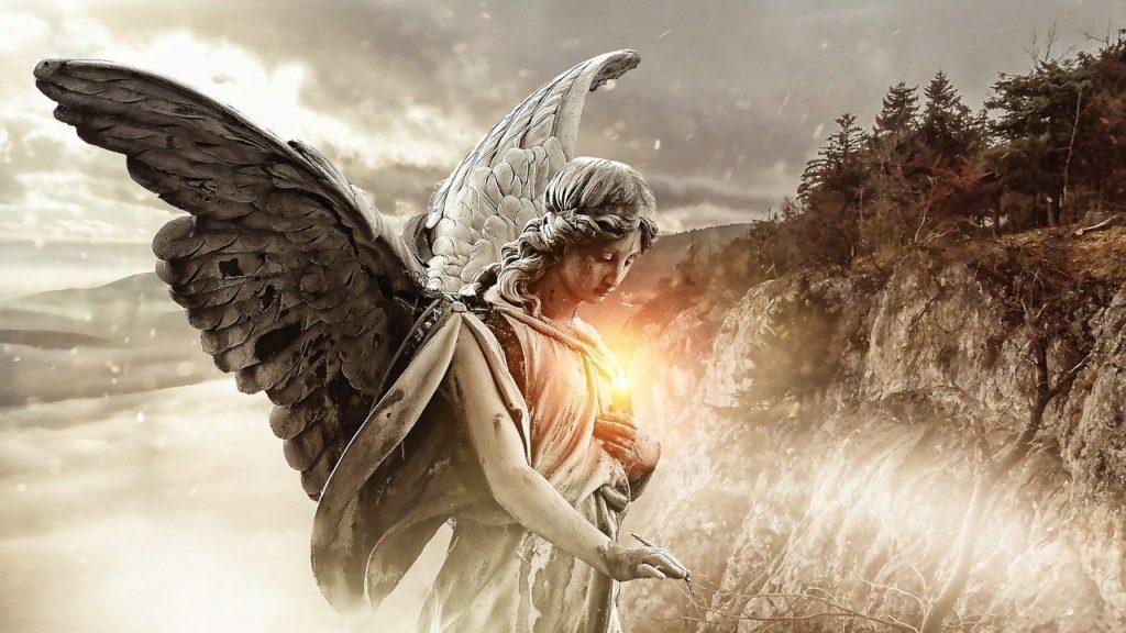 Žena po klinické smrti popsala setkání s andělem