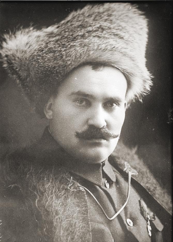 Semjonov a Šílený baron si padnou do noty. FOTO: wikimedia commons - volné dílo